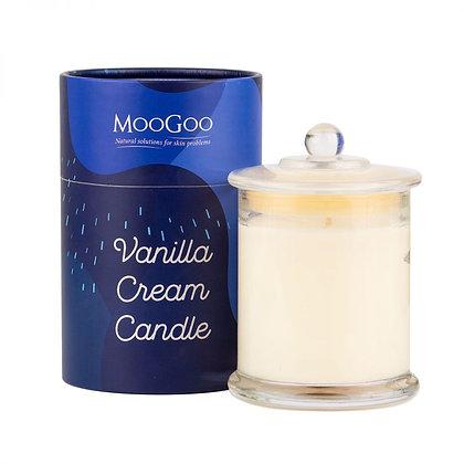 Moo Goo - Vanilla Crème Candle 250g