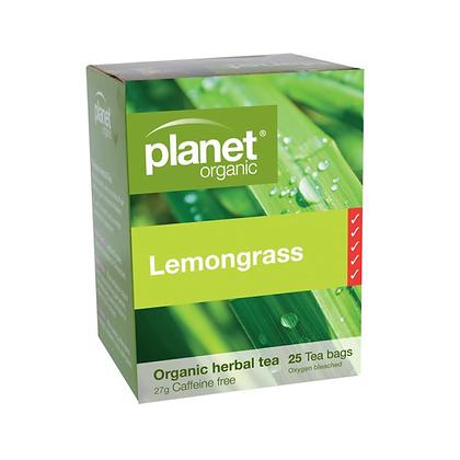 Planet Organic - Lemongrass Organic Tea 25 Bags