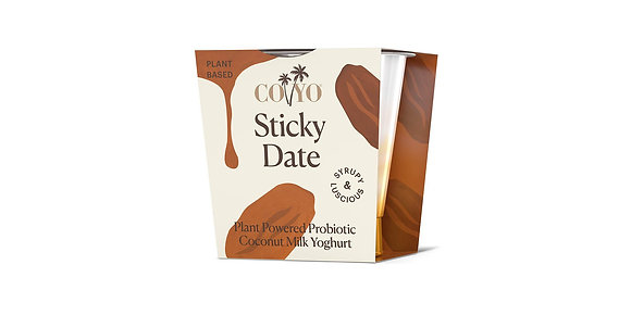 Coyo Organic  - Probiotic Sticky Date