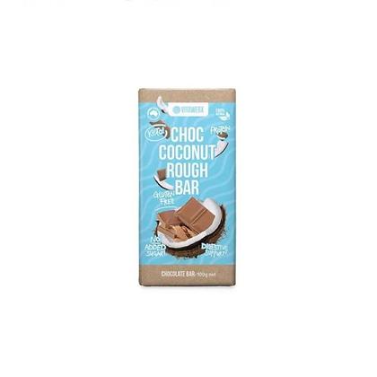Vitawerx - Milk Chocolate Coconut Bar 100g