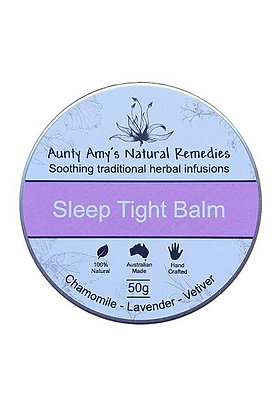 Aunty Amy's Natural Remedies - Sleep Tight Balm