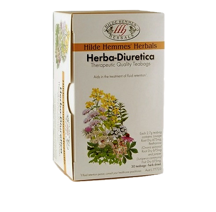 Hilde Hemmes Herbals -  Herba-Diuretica 30 Teabags
