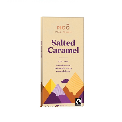 Pico - Salted Caramel Chocolate 80g