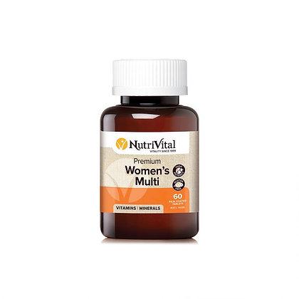 NutriVital - Women's Multi 60t