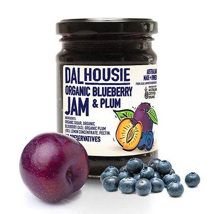 Dalhouse - Organic Blueberry & Plum Jam