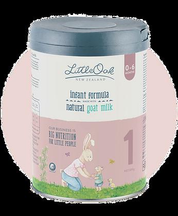 Little Oak - Natural Goat Milk Formula (Stage 1)