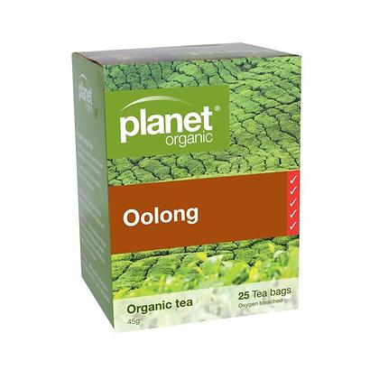Planet Organic - Oolong Organic Tea 25 Bags
