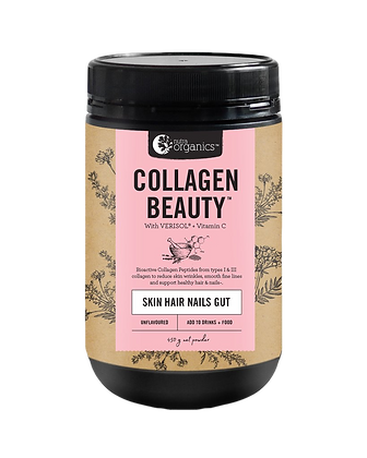 Nutraorganics - Collagen Beauty 450g