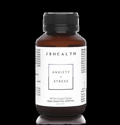 JS Health - Anxiety + Stress Formula (60 T)