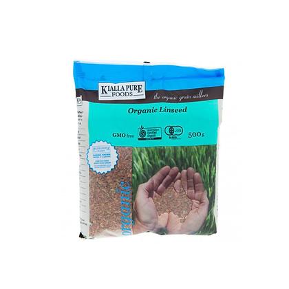 Kialia - Organic Linseeds 500g