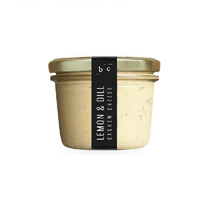 Botanical Cuisine - Lemon & Dill Cashew Cheese 250g