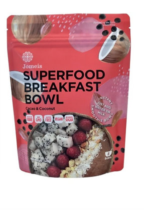 Jomeis Fine Foods - Superfood Breakfast Bowl Cacao & Coconut