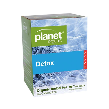 Planet Organic - Detox Organic Tea 25 Bags