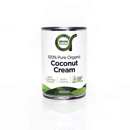 Organic Road - Coconut Cream 400ml