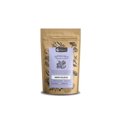 Nutraorganics - Vegetable Broth Mushroom Vegetable 100g