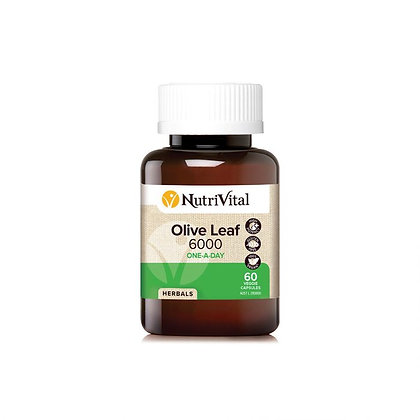 NutriVital - Olive Leaf 60c