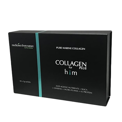 Medicines From Nature - Collagen Plus For Him