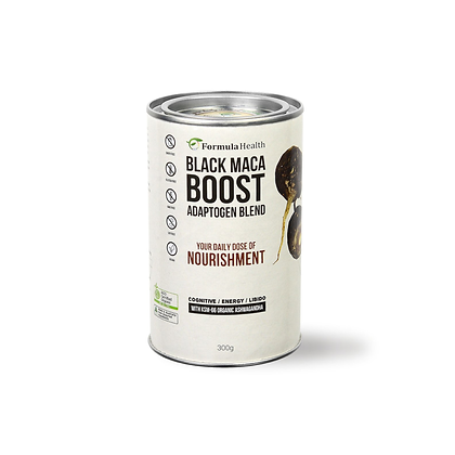 Formula Health - Black Maca Boost 300g