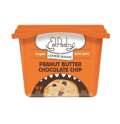Eat Pastry - Cookie Dough Peanut Butter Chocolate Chip