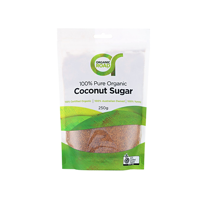 Organic Road - Coconut Sugar 250gm