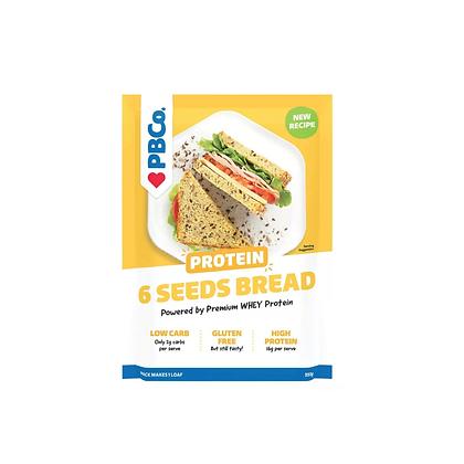 PB Co - 6 Seeds Breadmix 350g
