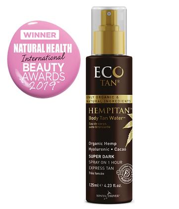 Eco Tan - Hempitan™ - Body Tan Water™ 125ml