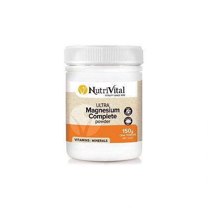 NutriVital - Ultra Magnesium Complete Powder
