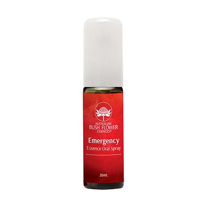 Australian Bush Flower Essences - Emergency Essence Oral Spray 20ml
