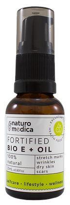 Naturomedica -   Fortified Bio E + Oil 25ml