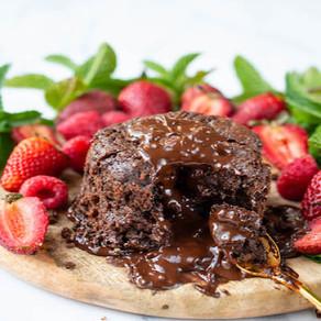 Little Chocolate Lava Cake