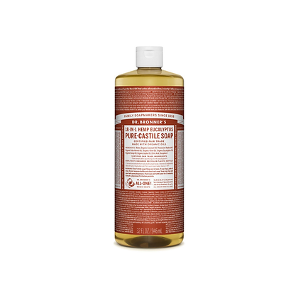 Dr Bronner's - Pure Castile Liquid Soap Eucalyptus