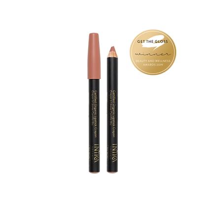 Inika - Certified Organic Lipstick Crayon 3g