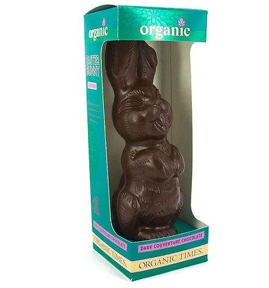Organic Times -  Organic Dark Easter Bunny
