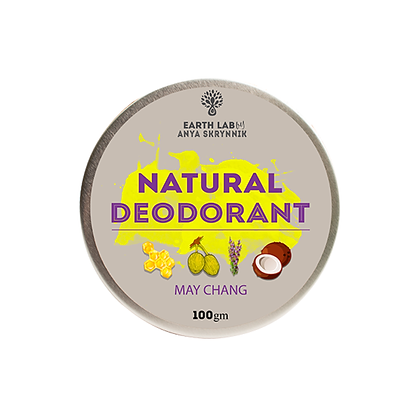 Earth Lab - May Chang Natural Deodorant 100g