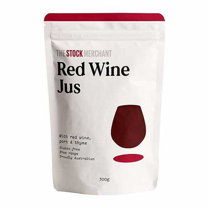 The Stock Merchant - Red Wine Jus