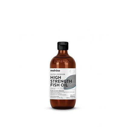 Melrose - Fish Oil High Strength 200ml
