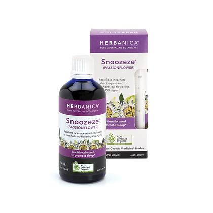 Herbanica - Snoozeze (Passionflower) 100ml