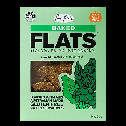 Fine Fettle - Mixed Greens with Lemon Zest