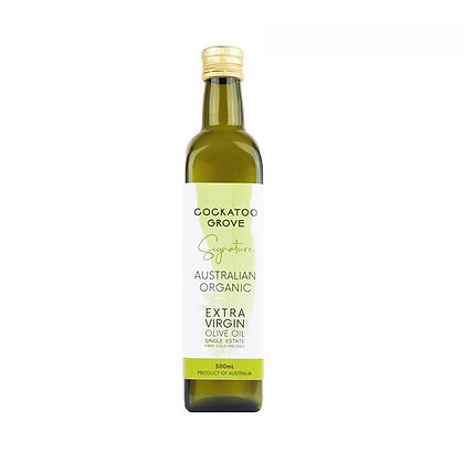 Cockatoo Grove - Signature Organic Extra Virgin Olive Oil
