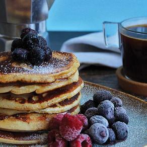 Pom Pom Pancakes