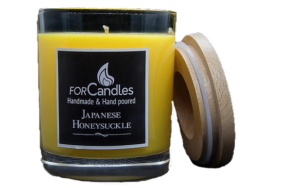 For Candles - Japanese Honeysuckle Soy Candle