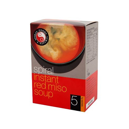 Spiral Foods - Instant Red Miso Soup