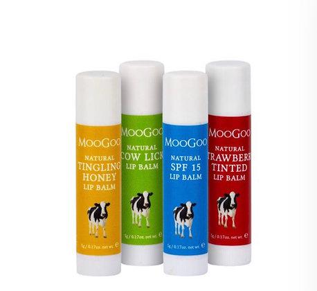 Moo Goo - Lip Balm Range 5g