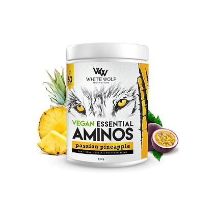 White Wolf - Vegan Essential Amino 360g