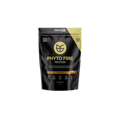 Prana On - Phyto Fire Protein Honeycomb