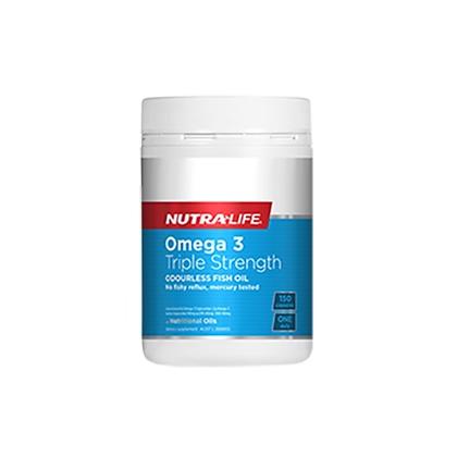 Nutralife - Omega 3 Triple Strength 150c