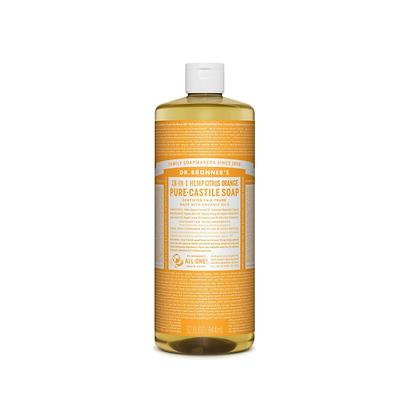 Dr Bronner's - Pure Castile Liquid Soap Citrus
