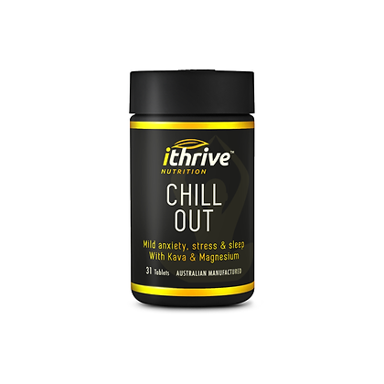 iThrive Nutrition - Chill Out