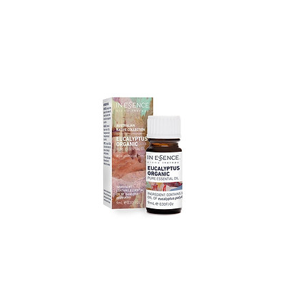 In Essence - Australian Native Oil (Eucalyptus Organic) 9ml