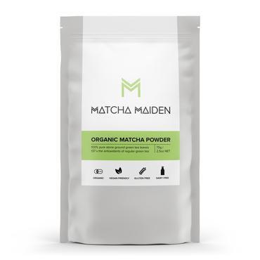 Matcha Maiden - Organic Matcha Powder 70g